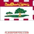 3' x 5' Prince Edward Island High Wind, US Made Flag
