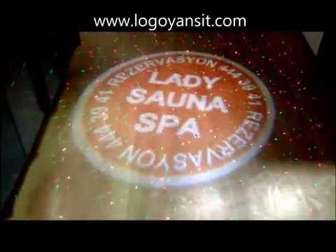 Parkeye Logo ve Lazer Yansıt Sabit Logo Uygulama Videosu - YouTube