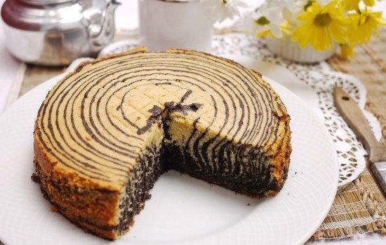 Рецепты торта «Зебра» мультиварке, секреты выбора ингредиентов и