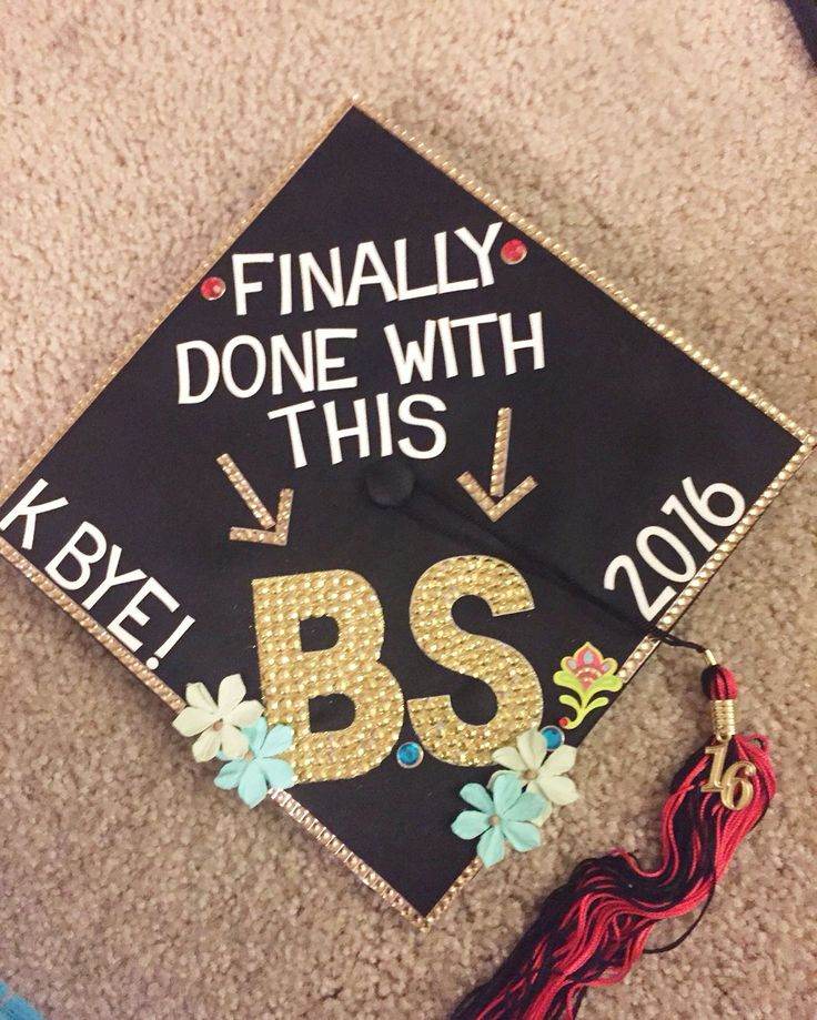 Graduation Cap! BS in Health Communication. #gradcap #graduationcap #bsgradcap #funnygraduation #publicrelationsgraduationcap