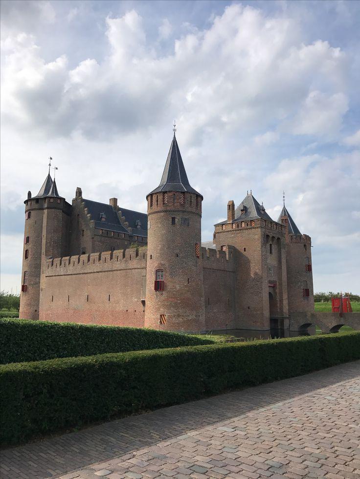 Muiderslot - Muiden Castle #Muiden #Muiderslot #MuidenCastle #Kasteel #Castle #ShowMeHolland