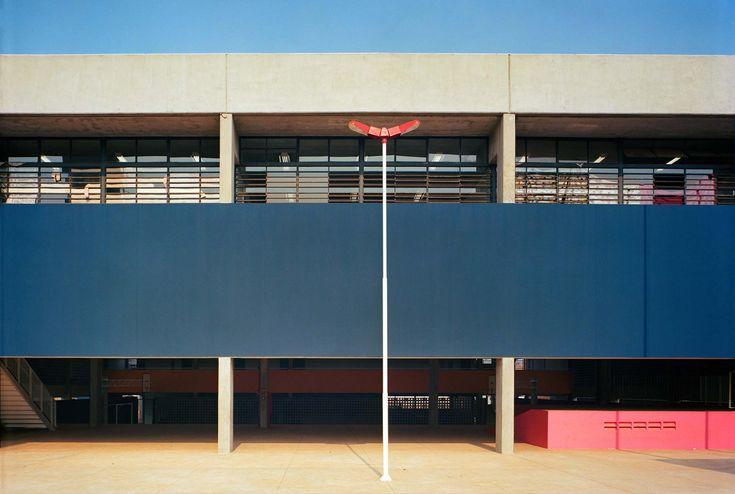 Galeria de Escola de Ensino Fundamental FDE Campinas F1 / MMBB Arquitetos - 6