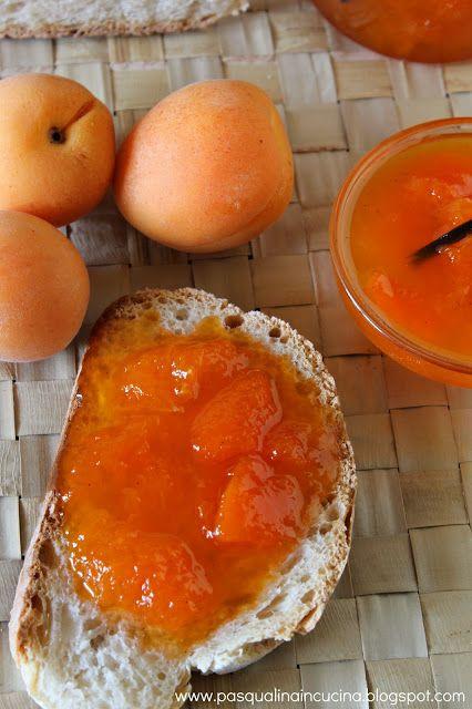 Pasqualina in cucina: Il metodo Ferber e la confettura di albicocche e vaniglia