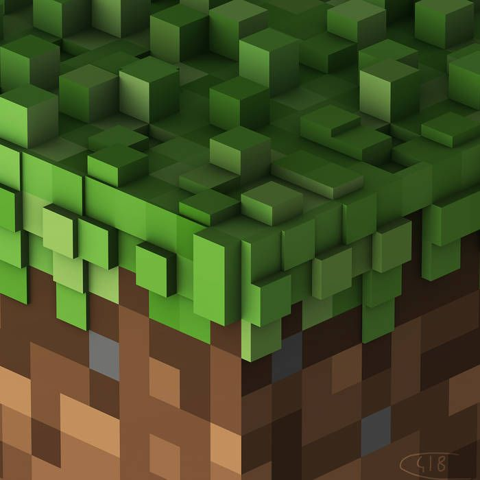 Minecraft - Volume Alpha cover art