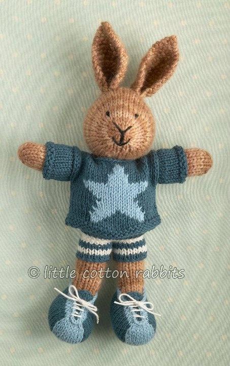 Cute Bunny Boy
