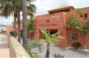 Just Repossessed, 1bed 1 bath 49m2 apartment on the Manilva Green, vacation resort. Offers Circa €77.070 REF BP 11101502