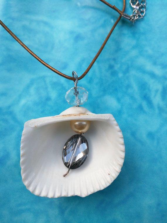 Zee schelp ketting strand sieraden zee schelp sieraden