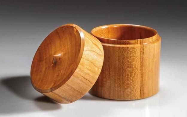 Making Turned Boxes