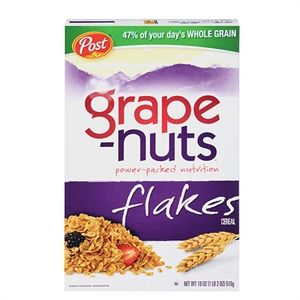 Post Grape-Nuts flakes