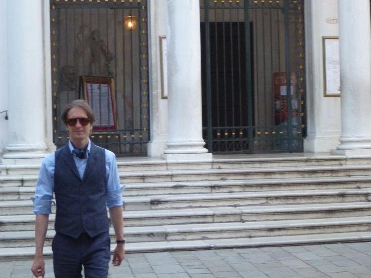 In Venezia after Pitti