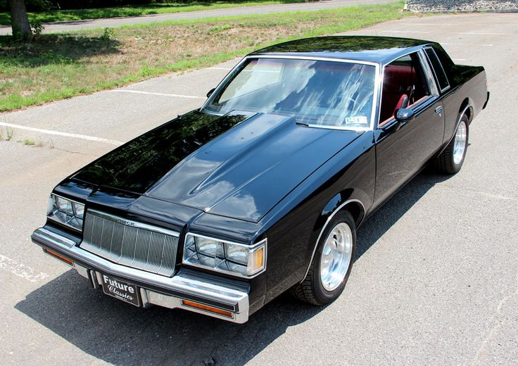1986 Buick Regal 454 CI TH400 trans