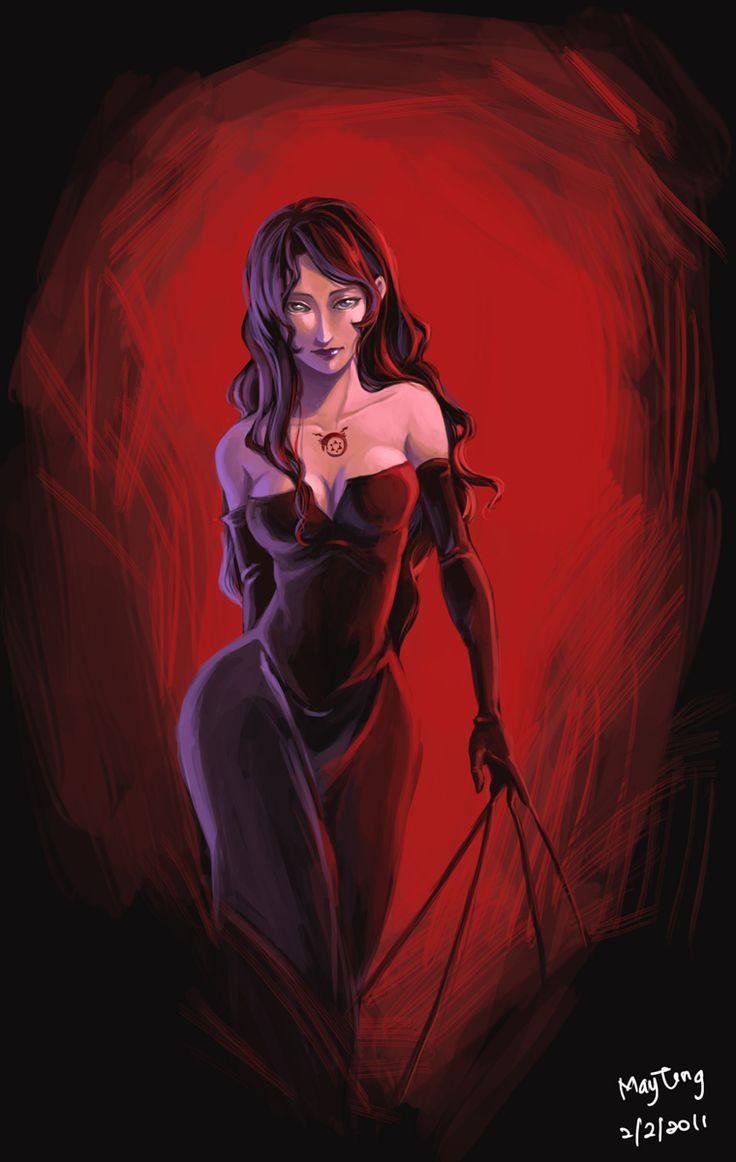 fma_lust by MayTeng.deviantart.com on @DeviantArt