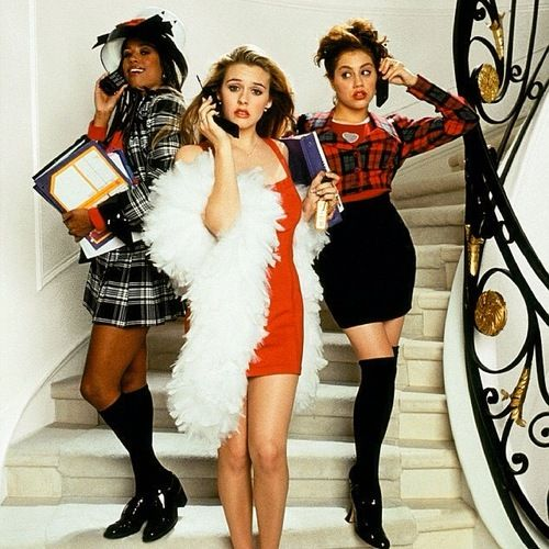 Clueless made it into our top 10 favorite #romcoms! Check out the others on the blog now ➡️ agacistore.tumblr.com.