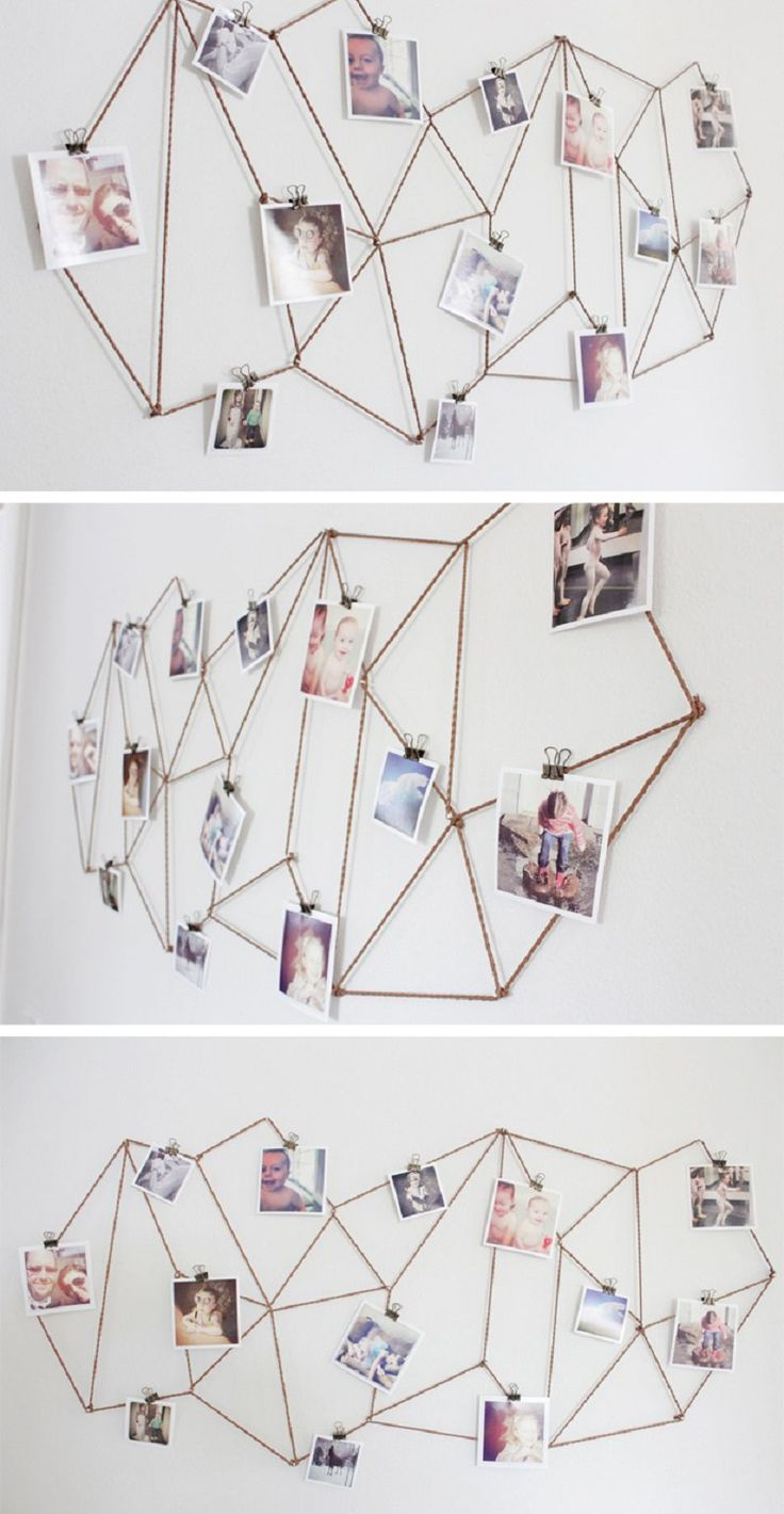 Contemporary Geometric Wall Art Crafts That Will Amaze You