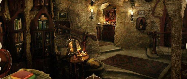 Tumnus HouseMovie Narnia Cozy, Awesome Bookshelves, Hobbit Hole, Gonna