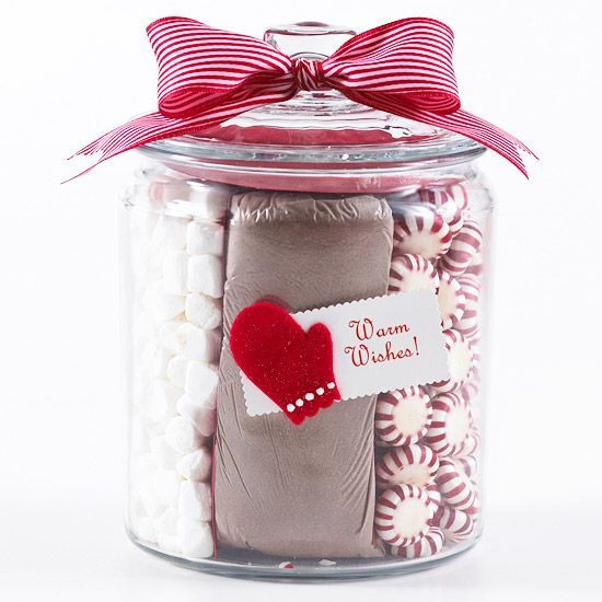 10 awesome gift in a jar ideas creative do it yourself Do it yourself christmas gifts