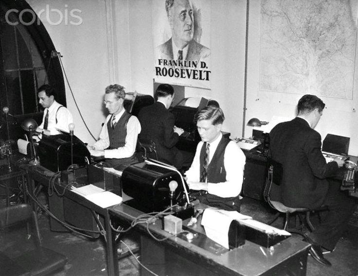 ap teletype machine