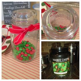 Two It Yourself: Re-use Yankee Candle Jars: How to Remove Wax from the Glass Holder