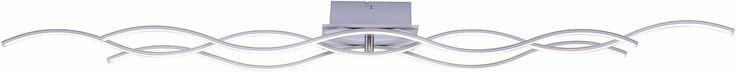 Spotlight silber, »WAVE«, Energieeffizienzklasse: A+, leuchtenDirekt Jetzt bestellen unter: https://moebel.ladendirekt.de/lampen/deckenleuchten/deckenlampen/?uid=ddd897c6-c400-5e60-8a54-68f661579657&utm_source=pinterest&utm_medium=pin&utm_campaign=boards #deckenleuchten #lampen #deckenlampen #spotlight