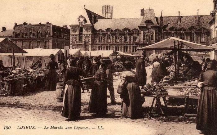 Pour une fois ce n'est pas une vieille affiche mais une vieille carte postale !! Reconnaissez vous ?? www.martinaa.fr