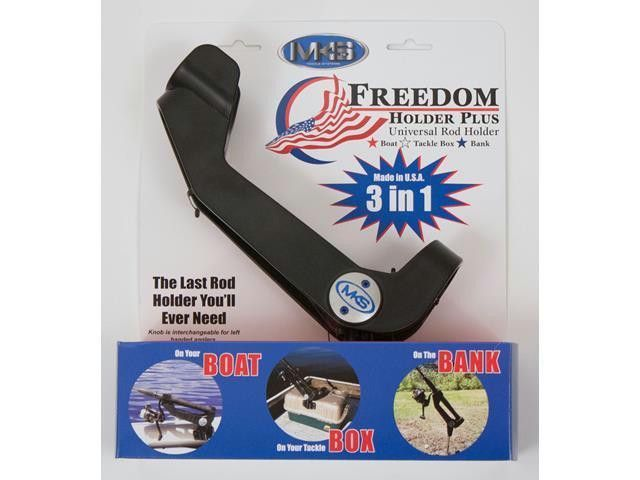 Freedom Holder Plus Universal Fishing Rod Holder