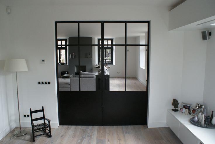 en suite deuren (stalen deuren)