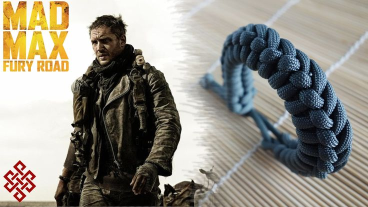 Mad Max Side Step Paracord Bracelet Tutorial