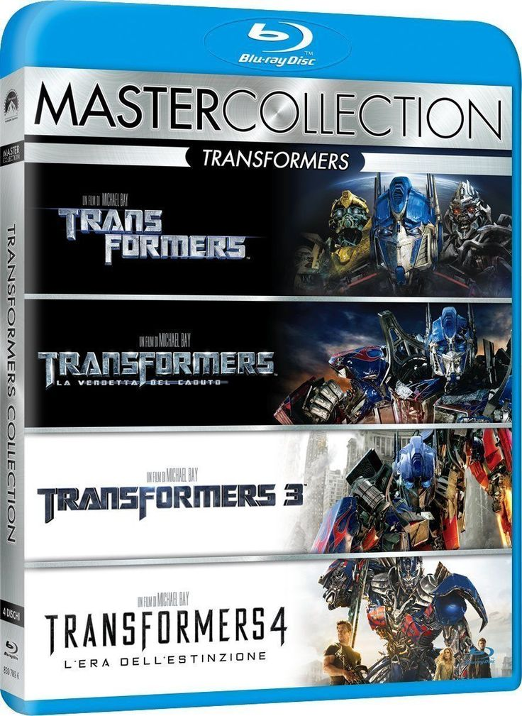 #Transformers #collection - x5 blu-ray #discs -,  View more on the LINK: http://www.zeppy.io/product/gb/2/282289039646/