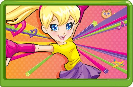 Polly Pocket Dress-Up Games - Dress Up Polly In Cool Fashions ...