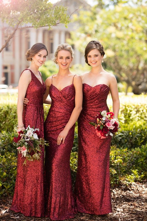 Not only does Events by Gia love these Sparkly Bridesmaid Dresses, but they also like the different styles! #bridesmaiddresses #eventsbygia #atlanta  #atlantabridal #eventstyling #weddingplanning #bridalshow #eventcompany #corporateevent #sherwoodeventhall #wedding #atlantawedding #weddingideas #entertaining  #atlantavenues #entertainment #partyideas #weddingdecor  #bridesmaids #2018wedding #sangeetwedding #mismatchedbridesmaiddresses