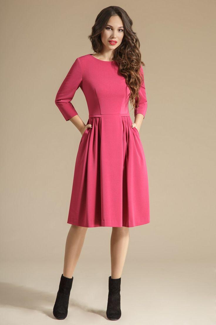 1965 best vestidos de reunião images on Pinterest | Low cut dresses ...