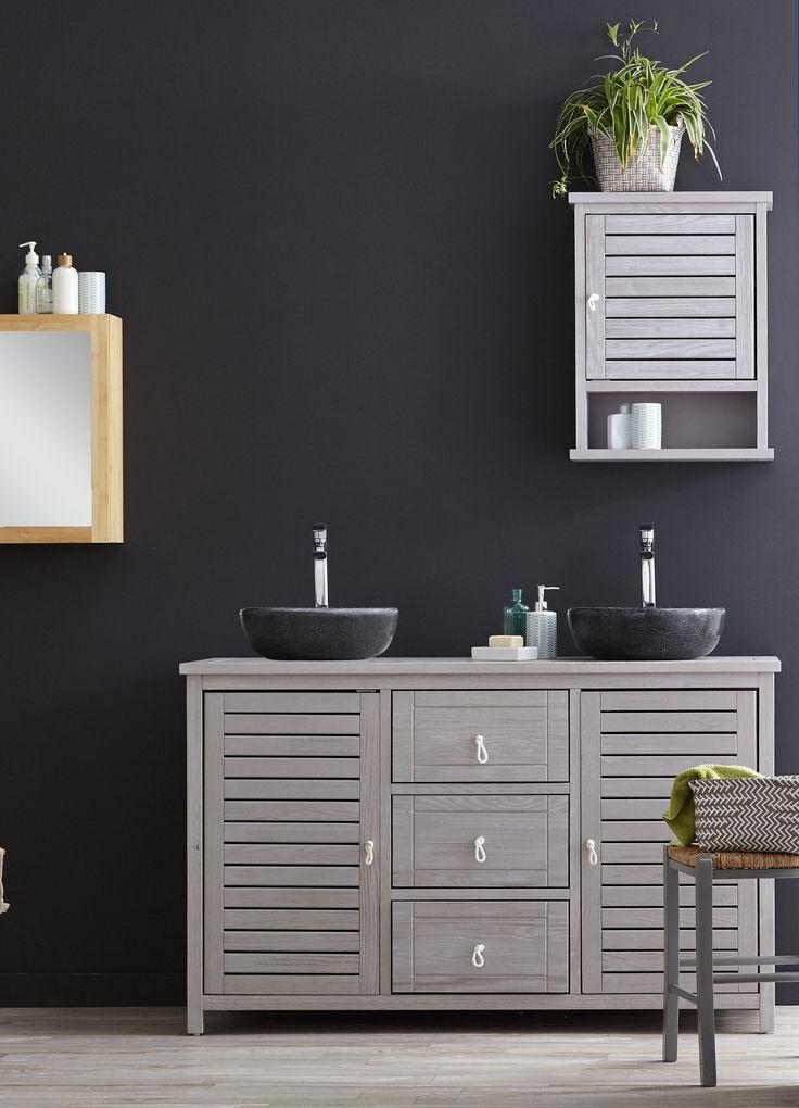 Les 25 meilleures id es de la cat gorie salle de bain for Meubles de salle de bain alinea