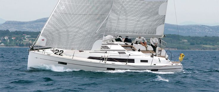 Cruiser Bavaria 41S. Beauty in Blue sea. #sailing #yachtcharter