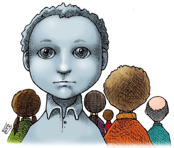 Syndrome d'Asperger, idées reçues sur l'absence d'empathie & la violence