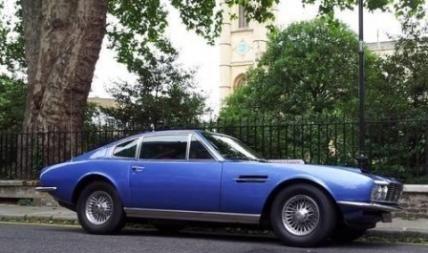 1969 Aston Martin DBS 6  #VCI #vintagecars #classiccars