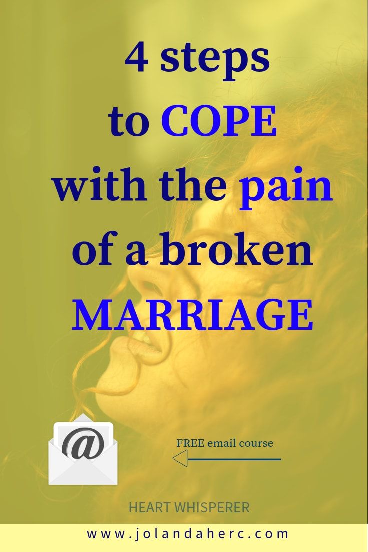 How to get over the pain of infidelity
