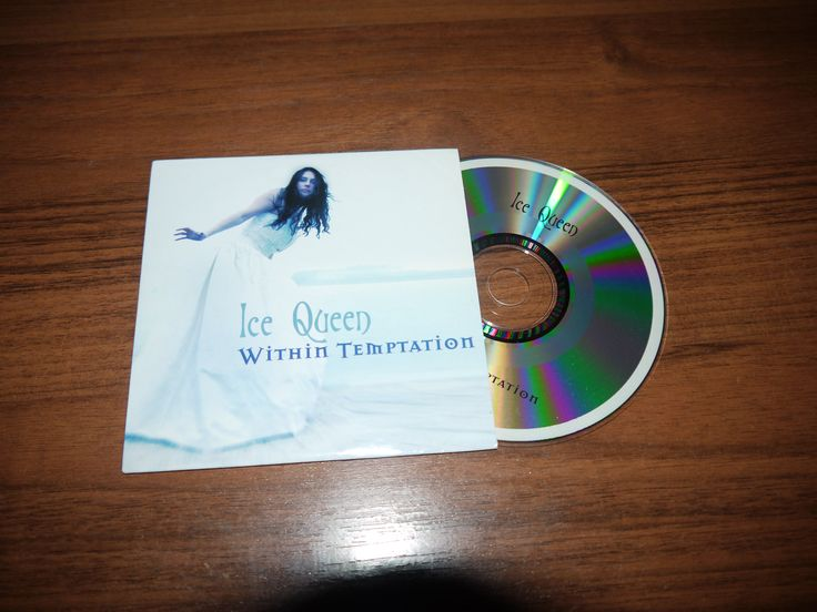 Within Temptation - Ice Queen (cardboard 2 tr. 2001) DSFA