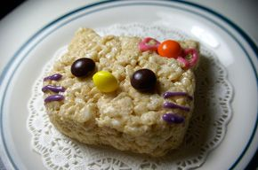 hello kitty rice krispie