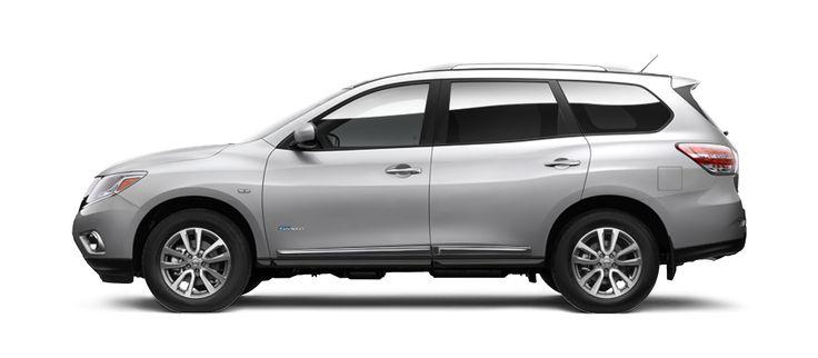 Family 7 Seater SUV   Nissan Pathfinder 2016