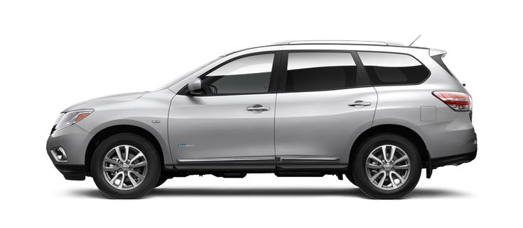 Family 7 Seater SUV | Nissan Pathfinder 2016