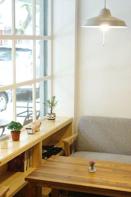 cafe nook, atmosphere