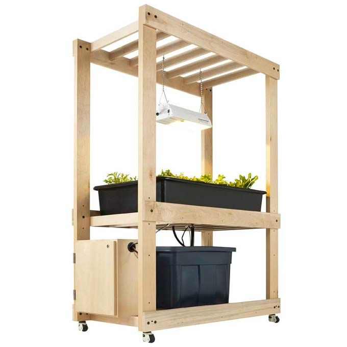 21st Century Classroom Hydroponic Growing Center. A complete, self-contained, soil-less growing system helps teach the basic concepts for the plants needs, nutrition, food production, recycling, and agricultural technology. #STEM