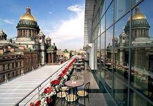 Places to Stay in St. Petersburg, Russia