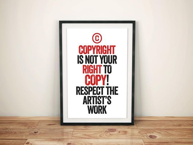 I wanted to share this again to get the message across as I had a spate of copyright infringements again!  #respectartist #copyright #infringement #copyrightlaw #dmca #artistrights instagram | art | ideas | follow