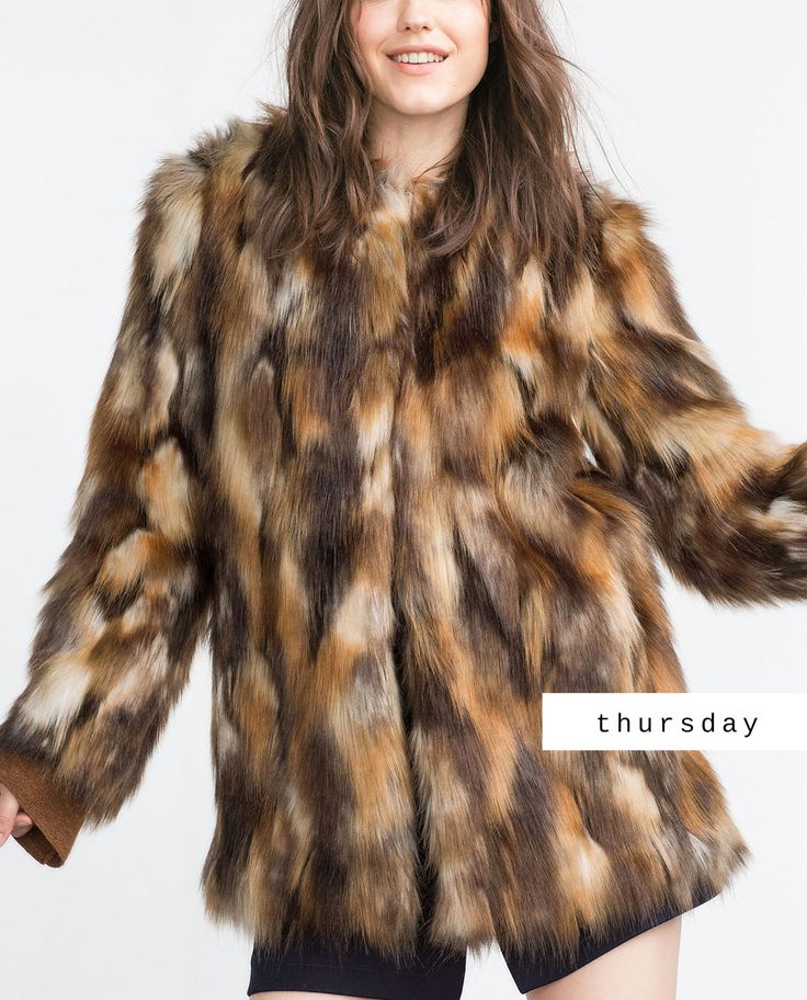 Shop for great deals on Zara at Vinted. Save up to 80% on Zara and other pre-loved clothing in Faux fur coats to complete your style.
