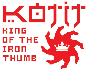 King of the Iron Thumb logo