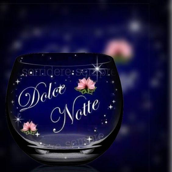 A te Buonanotte Ci sono notti che non accadono mai. (Alda Merini) Pensa al mattino, agisci a mezzogiorno, leggi di sera, e dormi di notte. (William Blake) Non innamorarti della notte così follemente da non riuscire più a trovare la strada. (Anne Rice) Se l'amore è cieco, tanto meglio si accorda con la notte. (William...