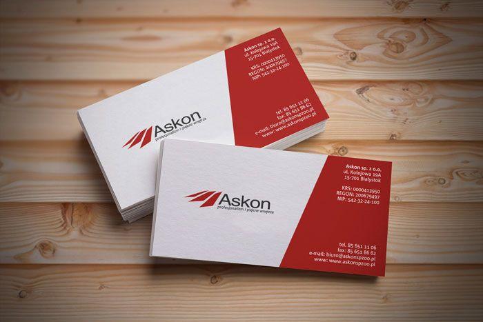 Projekt wizytówki ASKON  http://www.nlogo.pl/portfolio/projekt-wizytowki-dla-firmy-askon