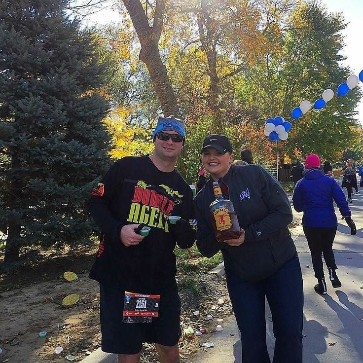 Cheers to you too Joe!  Here is my #tbt 2016 @route66marathon  So glad to have one the the best marathon in the world in our backyard. Speaking of that go sign up now lol Also ask me how to become member of the best running club @marathonmaniacs and @halffanatics . . . . #9run8 #rt66run #rt66runambassador #marathonmaniacs #halffanatics #fireball #marathon #marathontraining #runners #runnersofinstagram #runnerscommunity #instarunners #tifosi #route66marathon #runner #instarunner #instarunners…