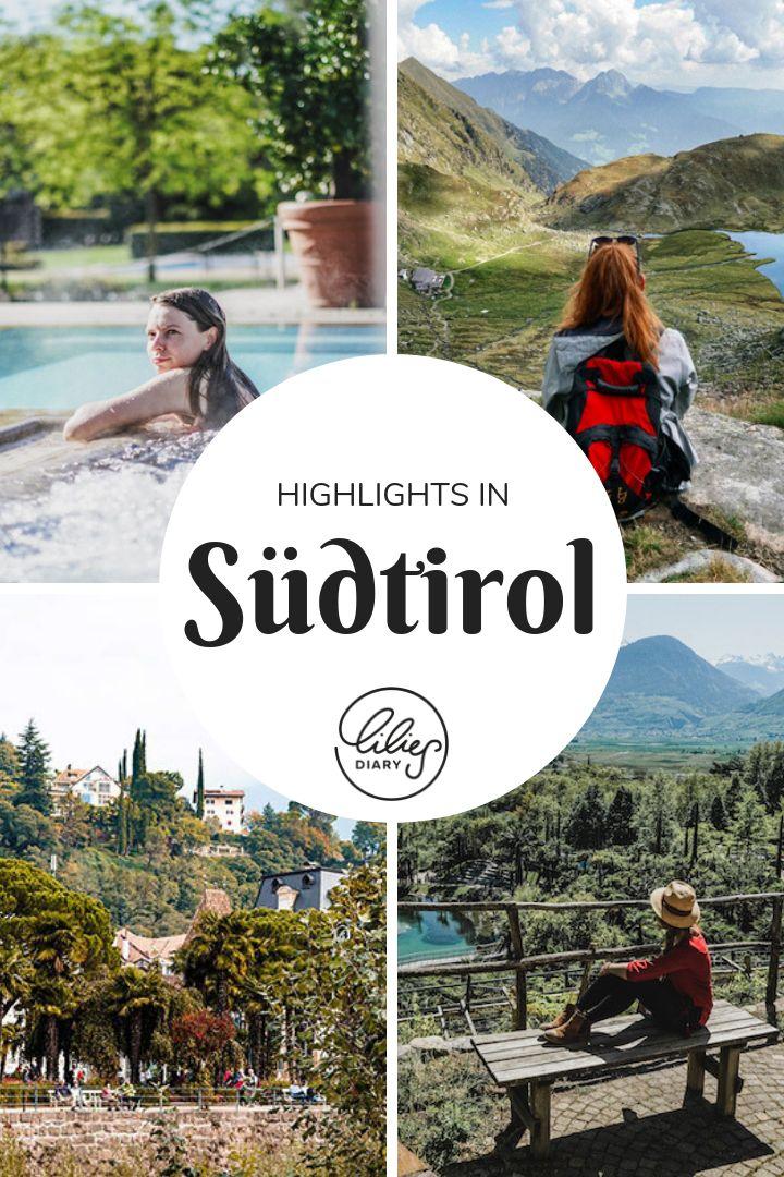 Los 7 aspectos más destacados del Tirol del Sur